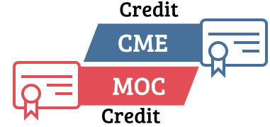 ADA- CME Credit and MOC Credit
