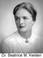 American Dermatological Association - Dr. Beatrice M. Kesten