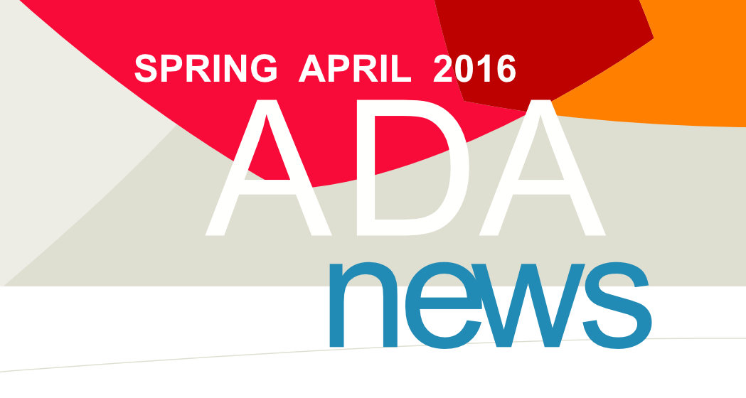 ADA Newsletter