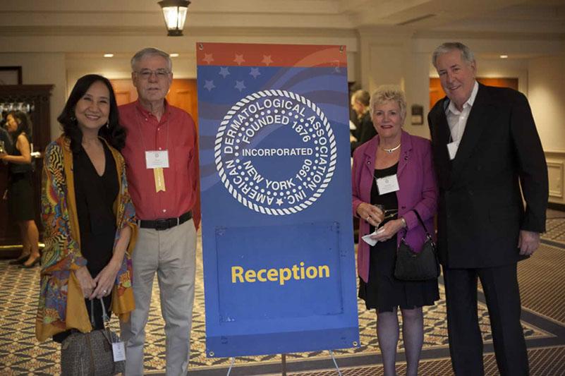 2014 Williamsburg, VA-Reception